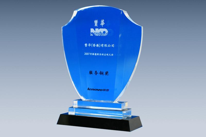 Lenovo Service Bronze Award