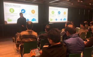 Nikoyo & NetApp Seminar: The new revolution of HCI is happening, HCI 2.0 help you to beat the competition!