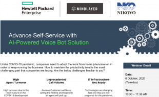 HPE & Mindlayer Webinar